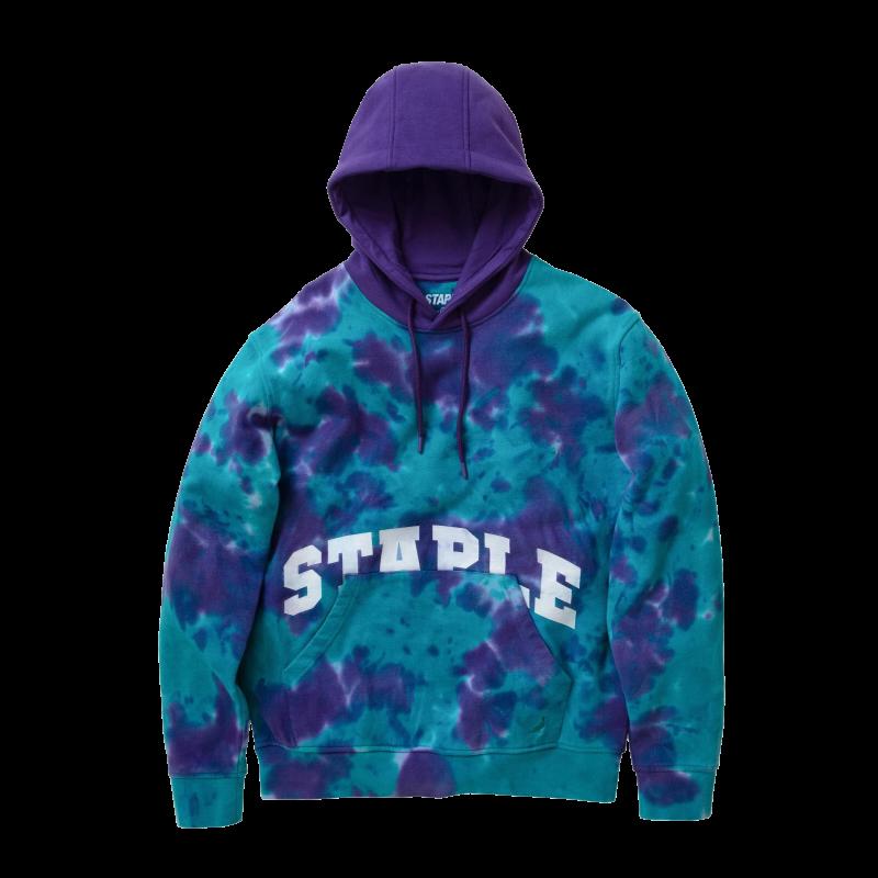 Staple Pigeon - Tye Dye Logo Hoodie