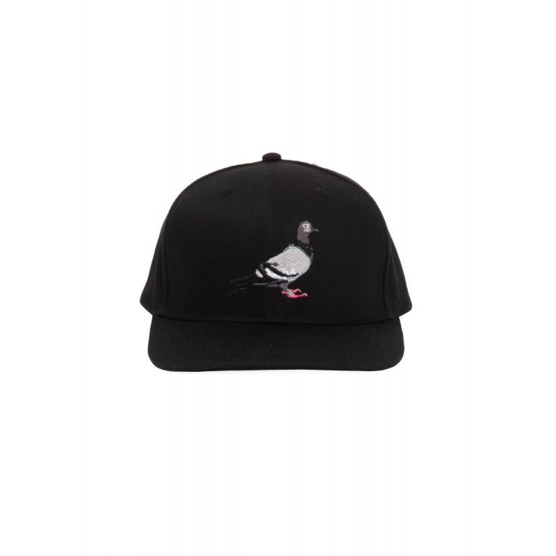 Staple Pigeon - Pigeon Snapback Black 1