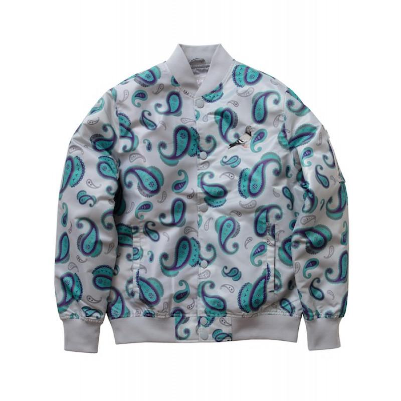 Staple Pigeon - Pigeon Logo Bomber Jacket