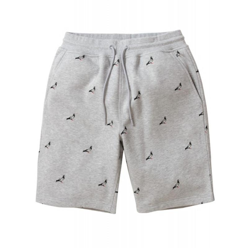 Staple Pigeon - All Over Pigeon Sweatshort