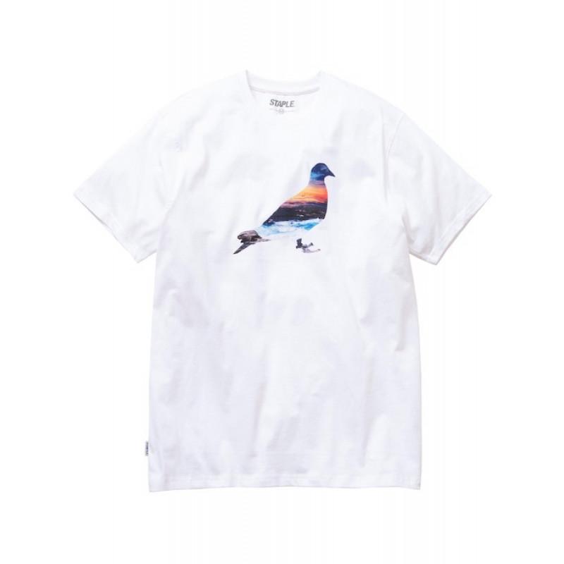 Staple Pigeon - Sunset Pigeon Tee