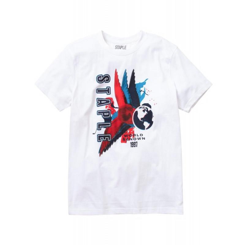 Staple Pigeon - Sport Camo Graphic Tee