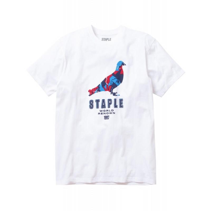 Staple Pigeon - Sport Camo Pigeon Tee