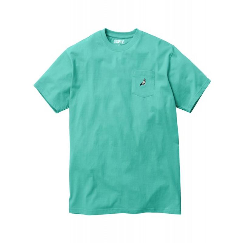Staple Pigeon - Garment Wash Pocket Tee