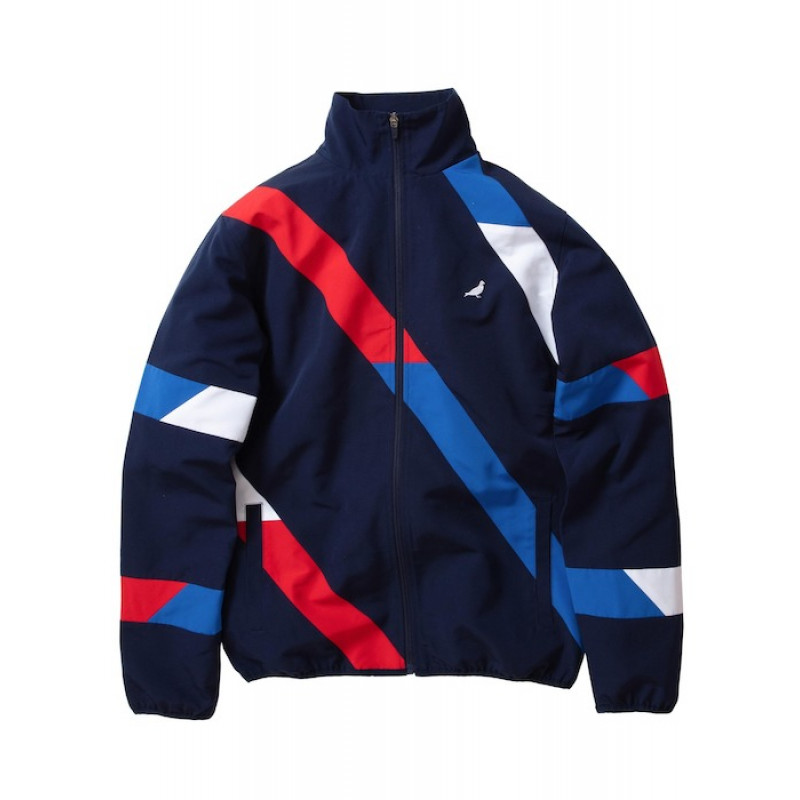Staple Pigeon - Sport Nylon Jacket