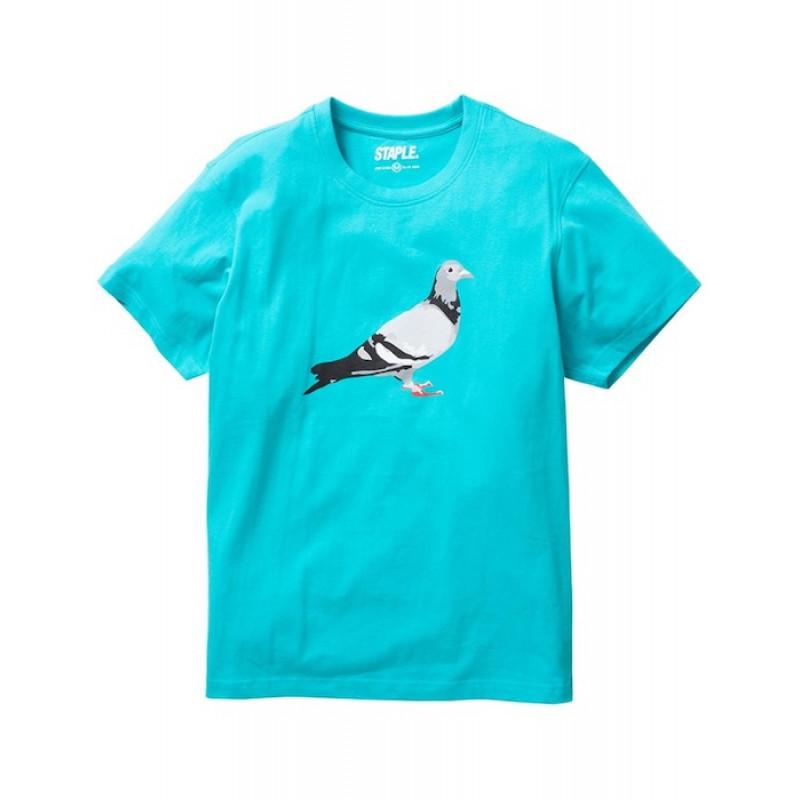 Pigeon Logo Tee