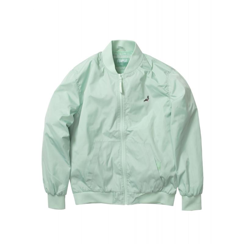 Staple Pigeon - Nylon Baseball Jacket