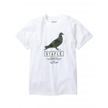 Staple Pigeon - Wire Camo Pigeon Tee