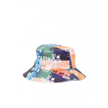 Staple Pigeon - Souvenir Bucket Hat Orange 1