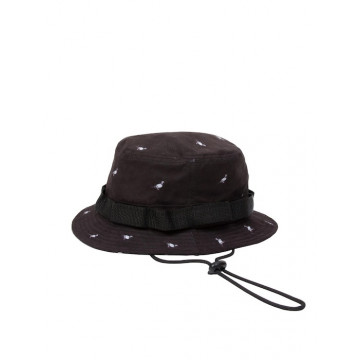 Staple Pigeon - Military Bucket Cap Black 1
