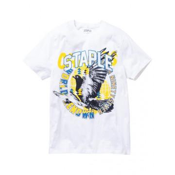 Staple Pigeon - Photo Pigeon Logo Tee