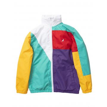 Staple Pigeon - World Block Nylon Jacket
