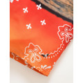 Staple Pigeon - Nylon Printed Short Orange 3