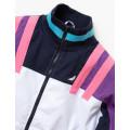 Staple Pigeon - Athletic Nylon Jacket White 3