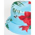 Staple Pigeon - Printed Bucket Hat Blue 2