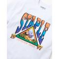 Staple Pigeon - Canyon Logo Tee White 2