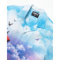 Staple Pigeon - Canyon All Over Print Camp Shirt Multi 3