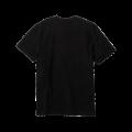 Staple Pigeon - Collegiate Stack Logo Tee Black 3